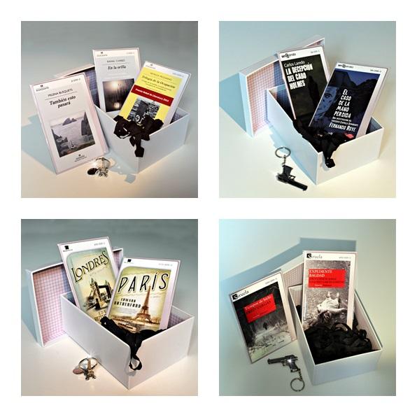 Packs ebooks para regalo de Seebook